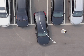 Smart Parking Assist System